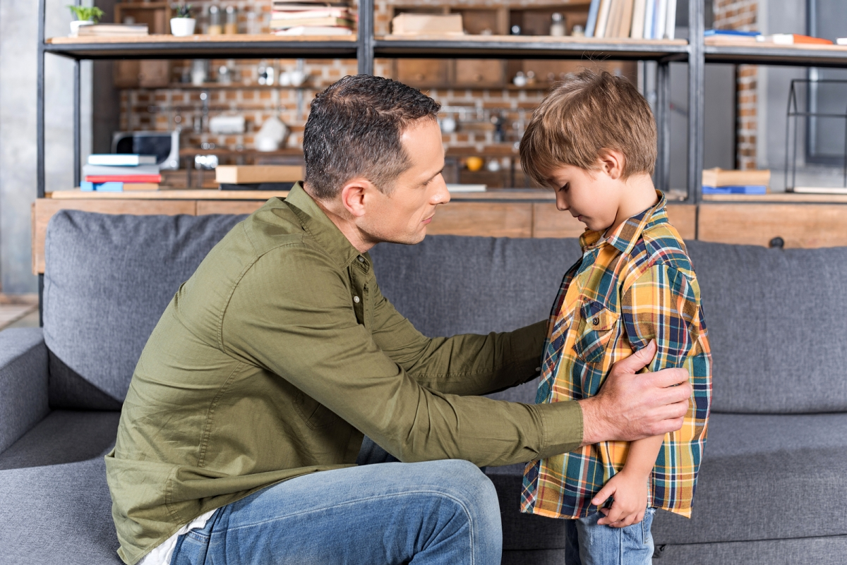 How Does the Parent's Relationship With a Child Affect Custody Cases?