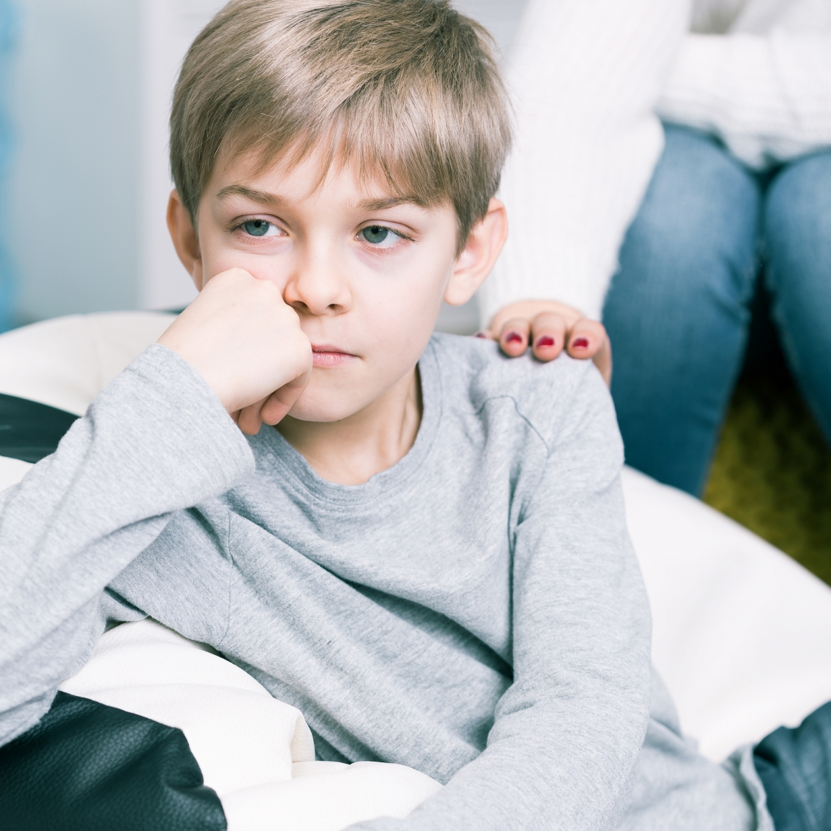 Domestic Violence and Divorce When a Spouse is Abusive to the Child But Not to the Spouse